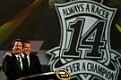 NASCAR Sprint Cup Stewart se une a Pearl Jam por una buena causa