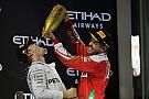Формула 1 Феттель и Ферстаппен не станут заменять Росберга