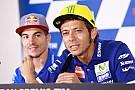 MotoGP Росси отнес Виньялеса к числу претендентов на титул в сезоне-2017