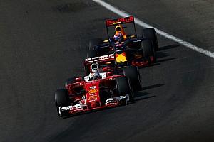 Ferrari debería haber quedado delante de Red Bull, dice Vettel