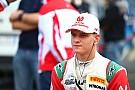 F3 Europe 德利赛车队:米克·舒马赫已为F3做好准备
