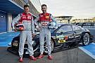 DTM Audi anuncia su alineación: Miguel Molina no disputará el DTM en 2017