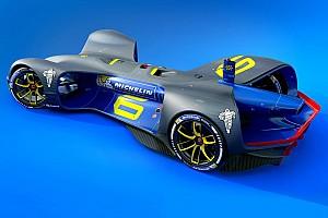 RoboRace Son dakika Michelin, insansız yarış serisi Roborace'in lastik sponsoru oldu