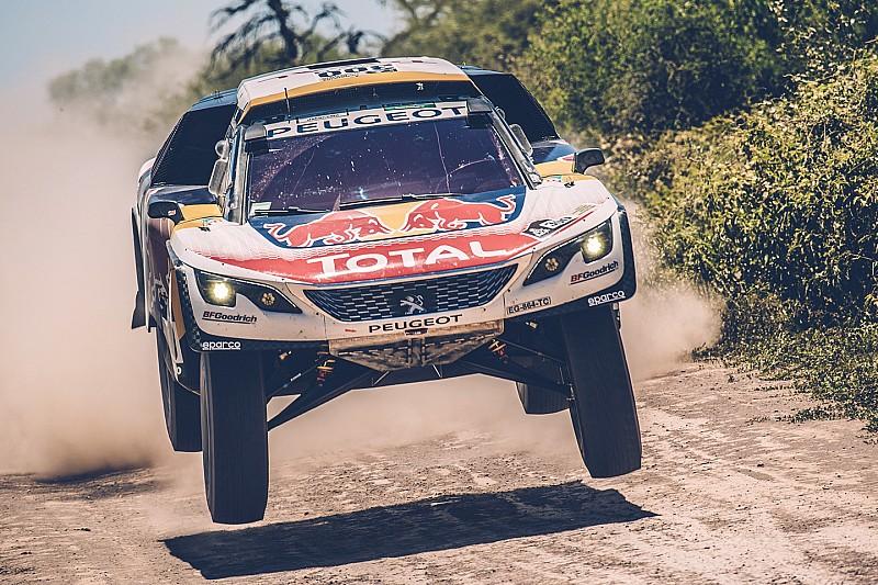 Dakar 2017: Peterhansel wint derde etappe, concurrentie krijgt forse tikken