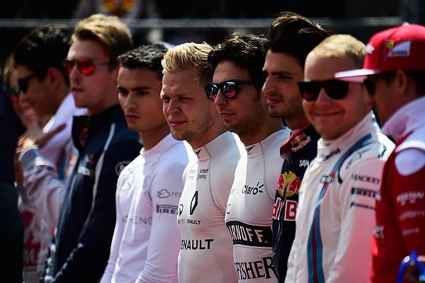 Formule 1 Actualités Palmer - Les pilotes hors de forme seront