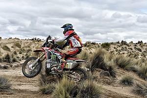 Dakar Relato de estágio Barreda garante estágio e Sunderland aumenta vantagem