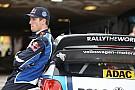 WRC Susto para Ogier mientras probaba el Ford Fiesta en los Alpes