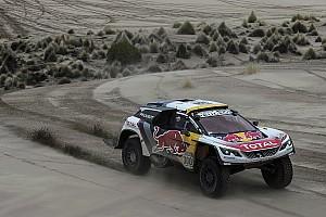Dakar Relato de estágio Peterhansel vence e lidera; brasileiros têm problemas