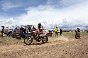 Dakar Actualités Michaël Metge pénalisé pour avoir manqué un waypoint !