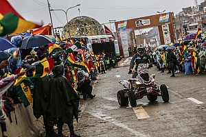 Dakar Dagverslag Dakar 2017: Karyakin met meer dan uur verschil winnaar bij quads