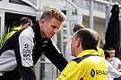 "F1 【F1】ルノー元代表「ヒュルケンベルグはルノーの""リーダー""になる」"
