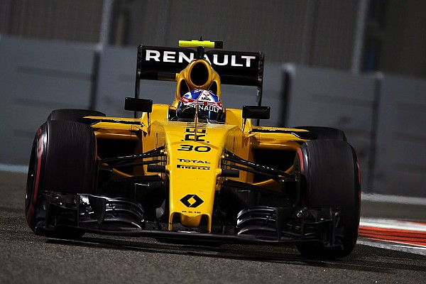 Fórmula 1 Últimas notícias Renault conta com novo ERS para 2017