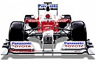 Формула 1 Коли Toyota презентувала свій останній болід Формули 1