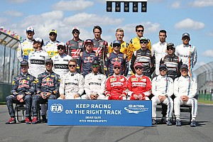 Confira como está grid da Fórmula 1 para temporada 2017