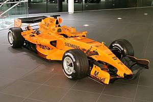 McLaren 2017'de turuncu renge geri mi dönüyor?