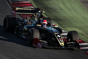 Formula V8 3.5 Actualités Fittipaldi signe chez Lotus pour 2017
