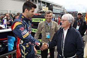 Formula V8 3.5 Noticias de última hora La Fórmula V8 advierte a GP2 de forma