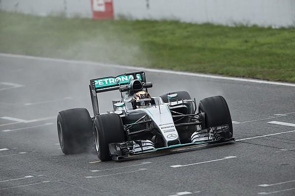 Формула 1 Важливі новини Pirelli дозволили провести додаткові випробування дощової гуми для Ф1