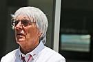 Formel 1 Ecclestone: