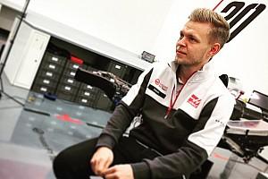 Formule 1 Nieuws Magnussen: