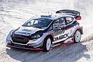 WRC Monte-Carlo, PS10: sorrisi anche per Evans, Tänak insidia Ogier
