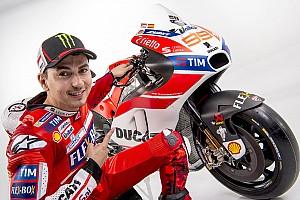 MotoGP 速報ニュース 【MotoGP】ロレンソ「ロッシのドゥカティでの成績は気にしない」