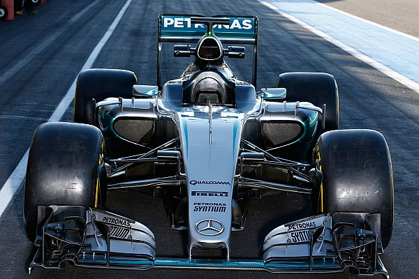Формула 1 Важливі новини Росберг: Mercedes 2017 року буде революційним