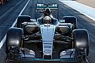 Росберг: Mercedes 2017 року буде революційним