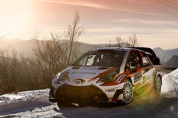 WRC 速報ニュース 【WRC】開幕戦Day3トヨタ:ラトバラ総合3番手で明日最終日に挑む