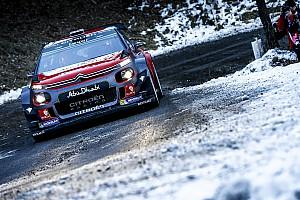 WRC Новость Мик выбыл из Ралли Монте-Карло после дорожной аварии