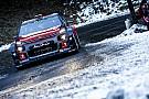 WRC Мик выбыл из Ралли Монте-Карло после дорожной аварии