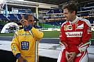 Forma-1 ROC: Vettel vs Montoya - 1:0