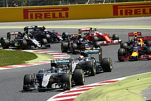 У Pirelli побоюються різкого зменшення кількості обгонів у новому сезоні Ф1