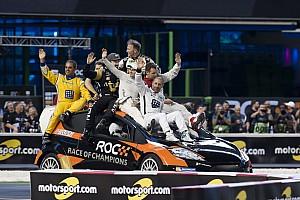 Videón a jelenet, amikor Massa, Vettel, Montoya és a többiek megmászták az autót