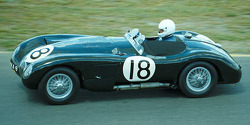 Group 3: #18 1953 Jaguar C-Type