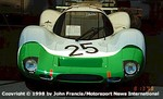 1969 Porsche 908 Coupe - Siffert.Redman (pits)