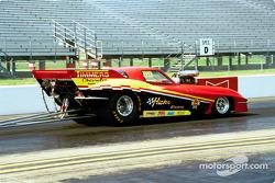 Jerry Hick's Pro Mod Corvette