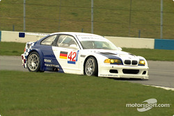 BMW into Melbourne Bend
