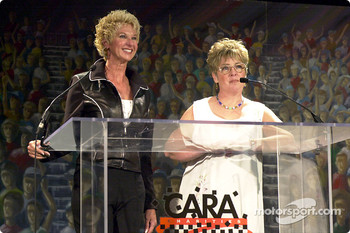 Fashion Show Co-Chairs Diana Hubbard and Pam Jenkins