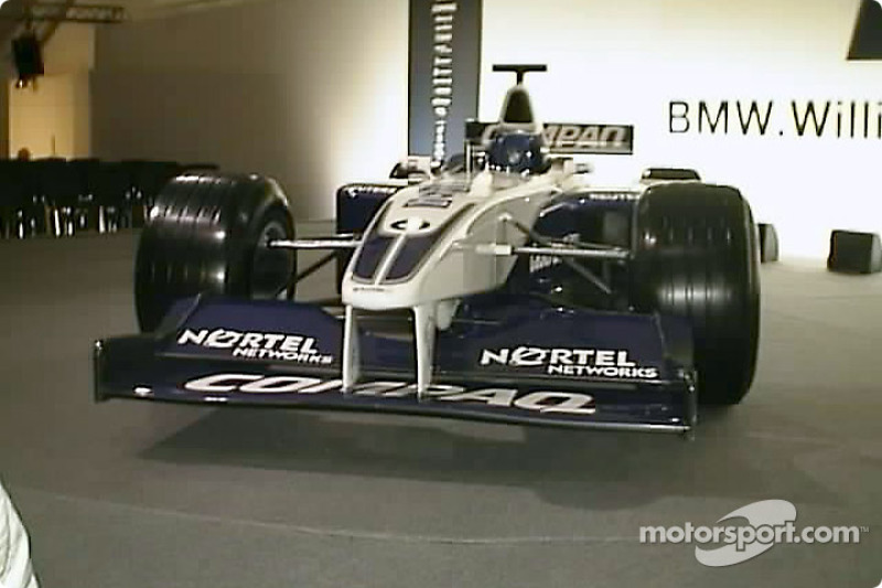 The BMW Williams F1 FW23