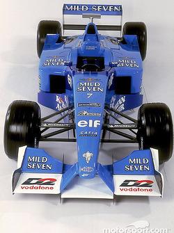 The Benetton B201