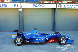 The Prost Acer AP04 2001