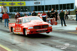 Todd Patterson's Dodge Pro Stock Truck coming…