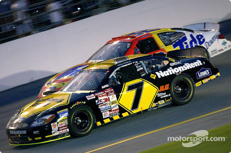 Mike Wallace and Ricky Craven