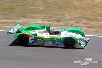 The Pescarolo Sport Courage