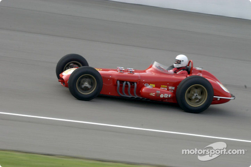 Historic Champ cars showcase: 1961 Watson Roadster
