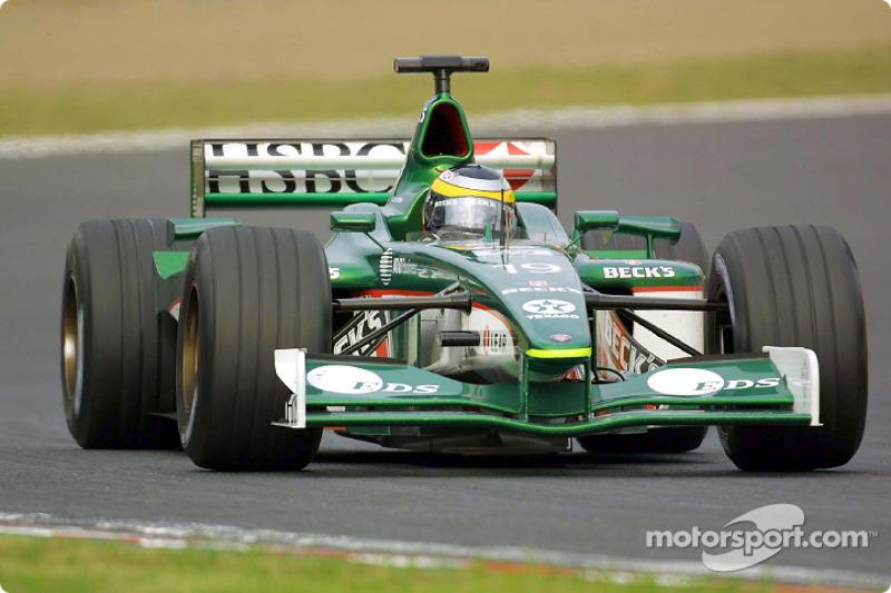 Photos Quand Jaguar S Est Aventur 233 En F1 Motorsport Com