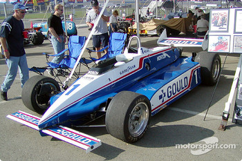 1982 Penske PC10 of Rick Mears