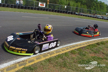 Briggs Junior Sportsman-1 Lite 08-Awesome Austin Hubbard 86-James Fowlkes