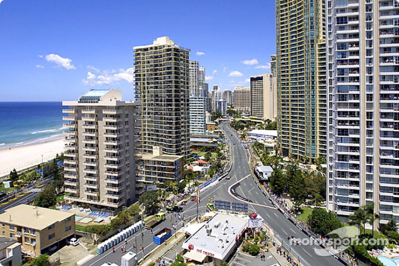 Beautiful Gold Coast scenery